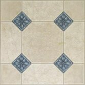 "Madison 12"" x 12"" Vinyl Stone Tiles (Set of 9)"