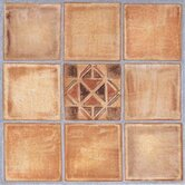 Madison 12&quot; x 12&quot; Vinyl Stone Tiles (Set of 9)