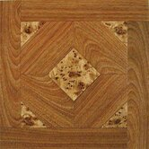 Madison 12&quot; x 12&quot; Vinyl Woodtone / Marble Tiles (Set of 9)