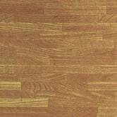 Vinyl Beech Wood Slats Floor Tile (Set of 20)