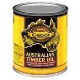 1 Quart Teak Australian Timber Oil® For Decks & Outdoor Furn