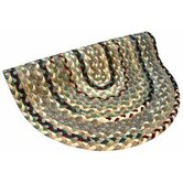 Beacon Hill Beige, Green & Burgundy Multi Rug