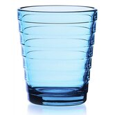 Aino Aalto Set of Two 7.75 Oz. Tumblers Light Blue