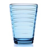 Aino Aalto Set of Two 11.75 Oz. Tumblers Light Blue