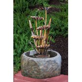Floresta Outdoor Fountain