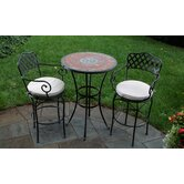 Asti Mosaic Bar Bistro Set