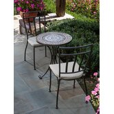 Tremiti Mosaic Bistro Set