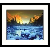El Capitan, California Framed Photograph