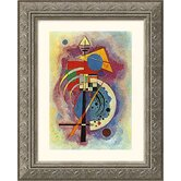 Homage to Grohmann Silver Framed Photograph - Wassily Kandinsky