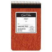 "5"" x 8"" 80 Sheet Medium Rule Writing Pad in Ivory"