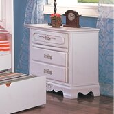 Vernon 3 Drawer Nightstand