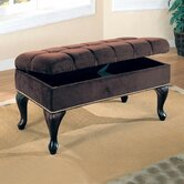 Westfall Upholstered Entryway Storage Bench
