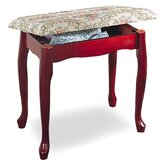 Cherry Wilderville Vanity Stool