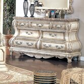 Calidonian 7 Drawer Dresser