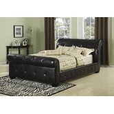 Sebec Sleigh Bed