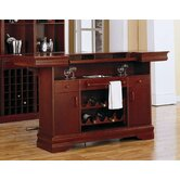 Tiernan Bar Set in Cherry