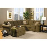 Windwood Chenille Sectional