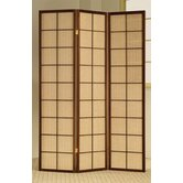 3 Panel Shoji Screen Room Divider