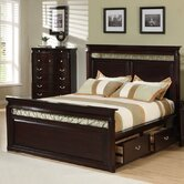 Killington Scroll Platform Bedroom Collection
