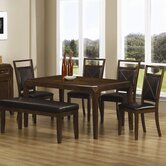 China Grove 6 Piece Dining Set