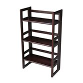 Student 3 Tier Folding Bookcase