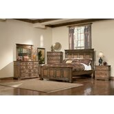 Edgewood Panel Bedroom Collection