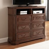 Edgewood 6 Drawer Media Chest