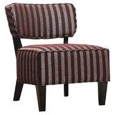 Shady Shores Fabric Slipper Chair