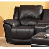 Esplanade Leather Chaise Recliner