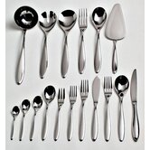 Mami Flatware Collection in Mirror Polished by Stefano Giovannoni