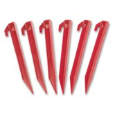 Plastic Tent Stake (6 Pack)