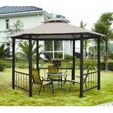 Victoria 11' Hexagonal Gazebo