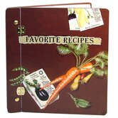 Home and Garden Favorite Veggies Recipe Book Photo Album