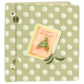 Children and Baby Peapod Book Photo Album