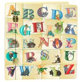 Children and Baby ABC's Large Book Photo Album