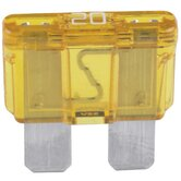 Yellow 20 Amp ATC Fast Acting Blade Type Automotive Fuse ATC-