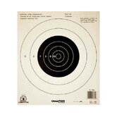25 Yard Slow Fire Tag Board NRA Target (Pack of 12)
