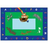Cut Pile Noah's Ark Kids Rug