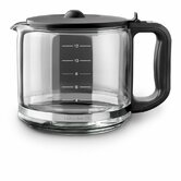 Kitchen Electrics Glass Carafe for Quick Brew 12 Cups Coffee Maker