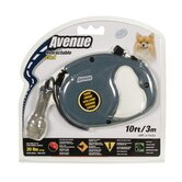 Dogit Avenue Retractable Cord Dog Leash