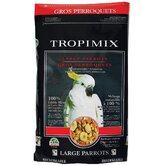 TropiMix Premium Food Formula for Large Parrots