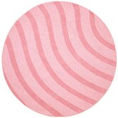 Transitions Pink/Light Pink Waves Rug