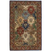 Traditions Baktarri Navy Multi Rug