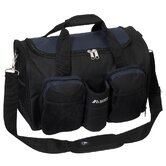 "18"" Sports Travel Duffel with Wet Pocket"