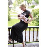 Baby Bond X-Small / Small Original Nursing Cover in Black