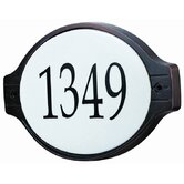 DVI Address Plaques & Lettering