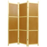 Cork Board Decorative Room Divider