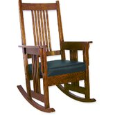 Oriental Furniture Rocking Chairs