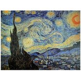 "Starry Night Canvas Wall Art - 31.5"" x 23.5"""