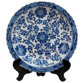 Oriental Furniture Decorative Plates